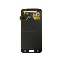 Galaxy S7 (G930F) LCD and Digitizer Touch Screen Assembly (Service Pack) – Black