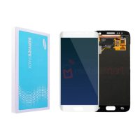 Galaxy S7 (G930F) LCD and Digitizer Touch Screen Assembly (Service Pack)  – White