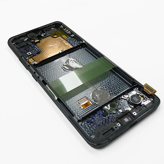 Samsung SM-A908 Galaxy A90 5G LCD – Black