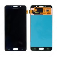 Galaxy A7 2016 (A710) LCD and Digitizer Assembly – Black