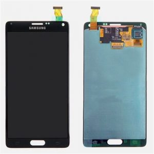 Galaxy Note 4 (N910G) LCD and Digitizer Touch Screen Assembly – Black