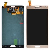 Galaxy Note 4 (N910G) LCD and Digitizer Touch Screen Assembly – Gold