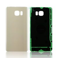 Galaxy Note 5 (N920I) Rear Glass Cover – Gold