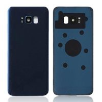 Samsung Galaxy S8 Plus G955 Rear Glass With Camera Lens Coral Blue
