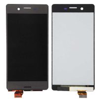 Sony X LCD and Digitizer Touch Screen Assembly (W/F) – Black