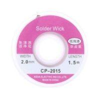 Soldering Wick: 1.5m x 2mm