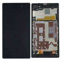 Xperia Z1 LCD and Digitizer Touch Screen Assembly (W/F) – Black