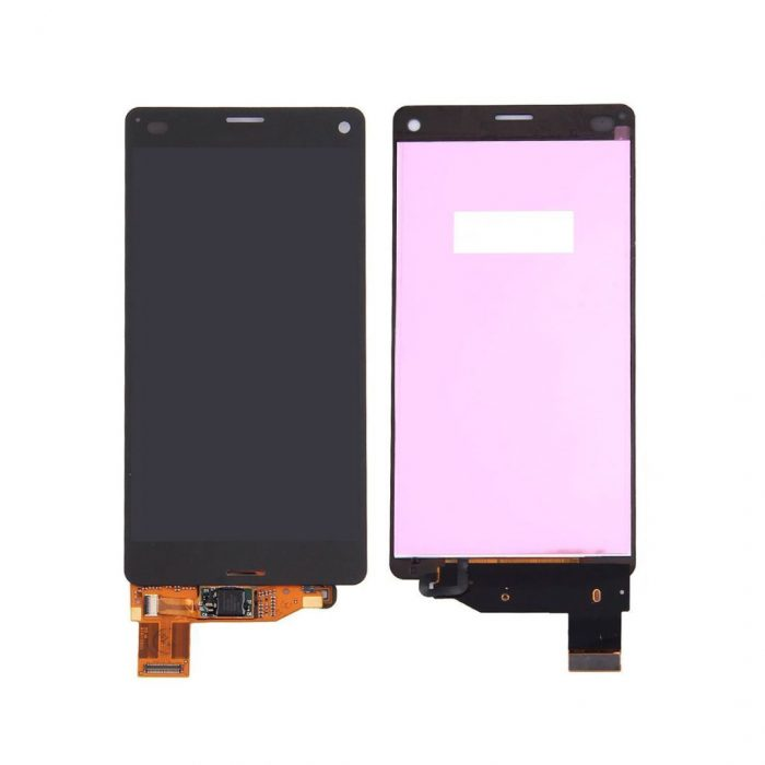 Xperia Z3 Compact LCD and Digitizer Touch Screen Assembly (N/F) – Black
