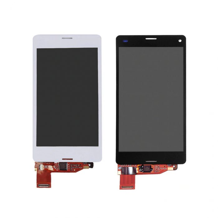 Xperia Z3 Compact LCD and Digitizer Touch Screen Assembly – White