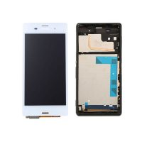 Xperia Z3 LCD and Digitizer Touch Screen Assembly (W/F) – White