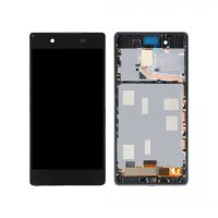 Xperia Z4 LCD and Digitizer Touch Screen Assembly (W/F) – Black