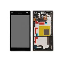 Xperia Z5 LCD and Digitizer Touch Screen Assembly – Black