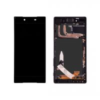 Xperia Z5 LCD and Digitizer Touch Screen Assembly (W/F) – Black