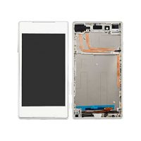 Xperia Z5 LCD and Digitizer Touch Screen Assembly (W/F) – White
