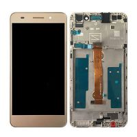Huawei Y6 LCD and Digitizer Touch Screen Assembly – Gold