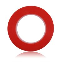 Double Sided Red Tape : 6mm