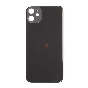 iPhone 11 Rear Glass (Big Hole) – Black