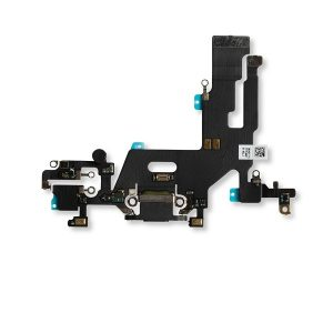 iPhone 11 Charging Port Flex – Black