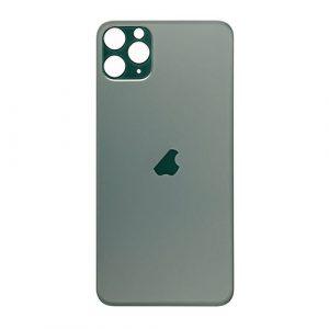 iPhone 11 Pro Rear Glass (Big Hole) – Green