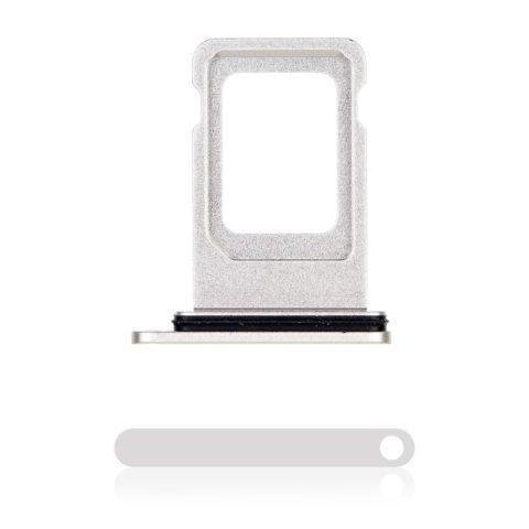 iPhone 11 Sim Tray – White