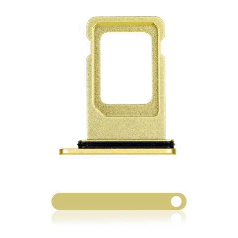 iPhone 11 Sim Tray – Yellow