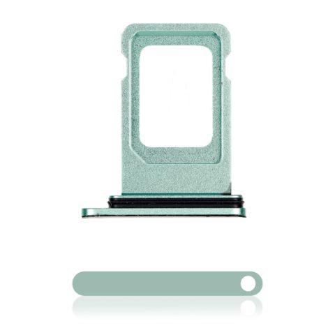 iPhone 11 Sim Tray – Green