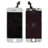 iPhone 5 LCD and Digitizer Touch Screen Assembly (Refurbished) – White
