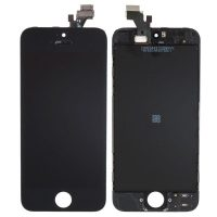 iPhone 5 LCD and Digitizer Touch Screen Assembly (Refurbished) – Black