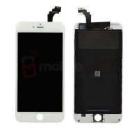 iPhone 6 Plus (Vivid) LCD and Digitizer Touch Screen Assembly – White