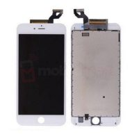 iPhone 6S (Vivid) LCD and Digitizer Touch Screen Assembly – White