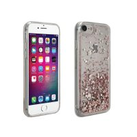 iPhone 7/8 3SIXTY PureGlitz Case – Gold