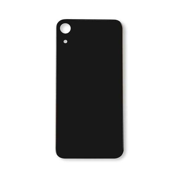 Iphone XR Rear Glass (Big Hole) – Black