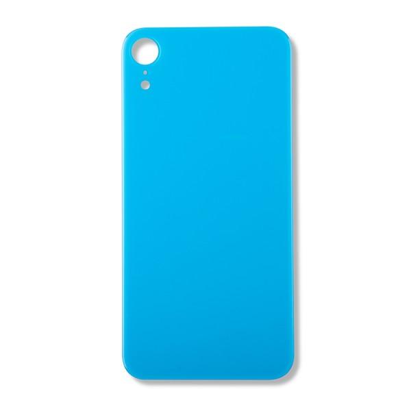 Iphone XR Rear Glass (Big Hole) – Blue