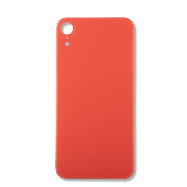 Iphone XR Rear Glass (Big Hole) – Coral