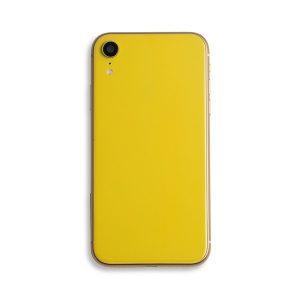 iPhone XR Housing – Yellow