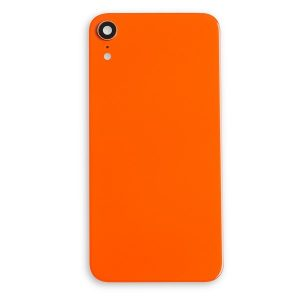iPhone XR Rear Glass With Camera Lens – Coral