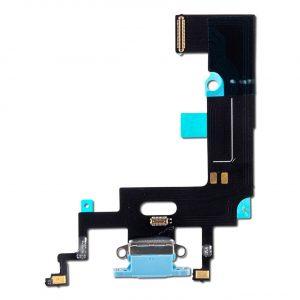 iPhone XR Charging Port Flex – Blue