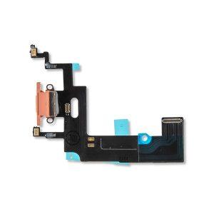 iPhone XR Charging Port Flex – Coral