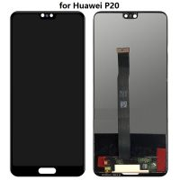 Huawei P20 LCD and Digitizer Touch Screen Assembly – Black